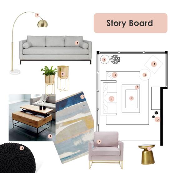 Condo Story Board